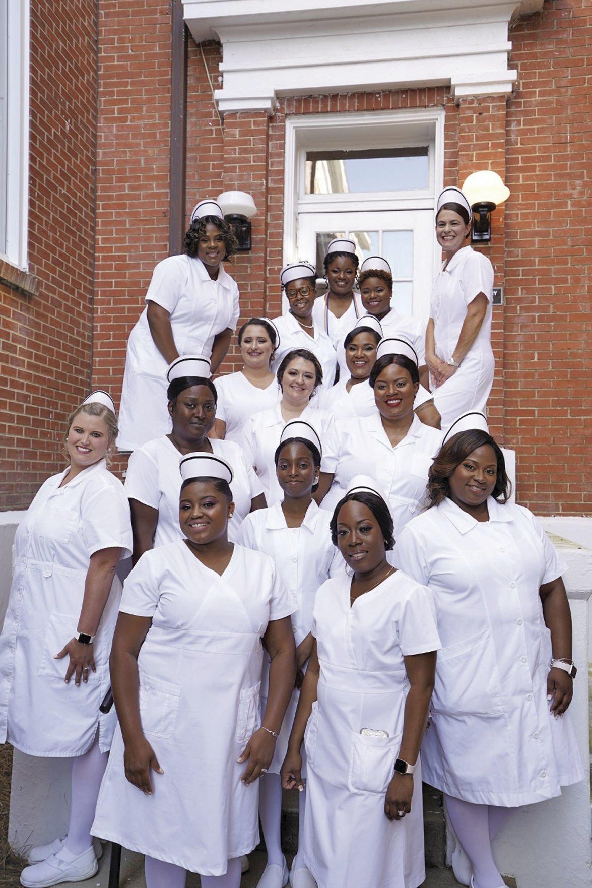 2019 OCtech transitional nursing grads