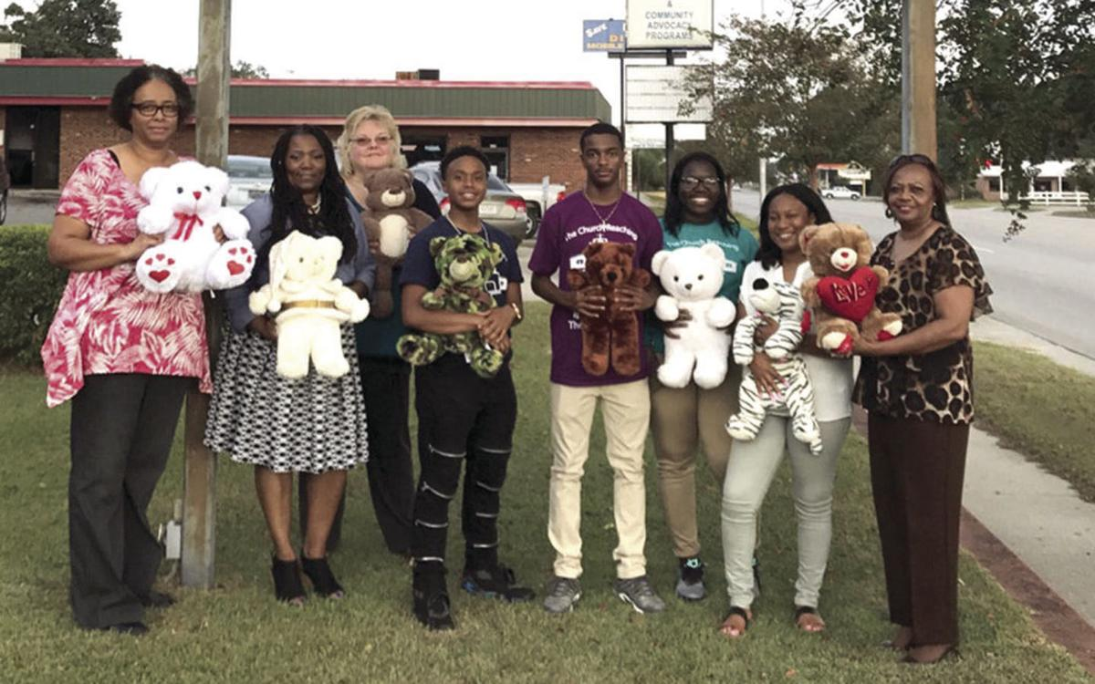 Teddy Bear Ministry WEB