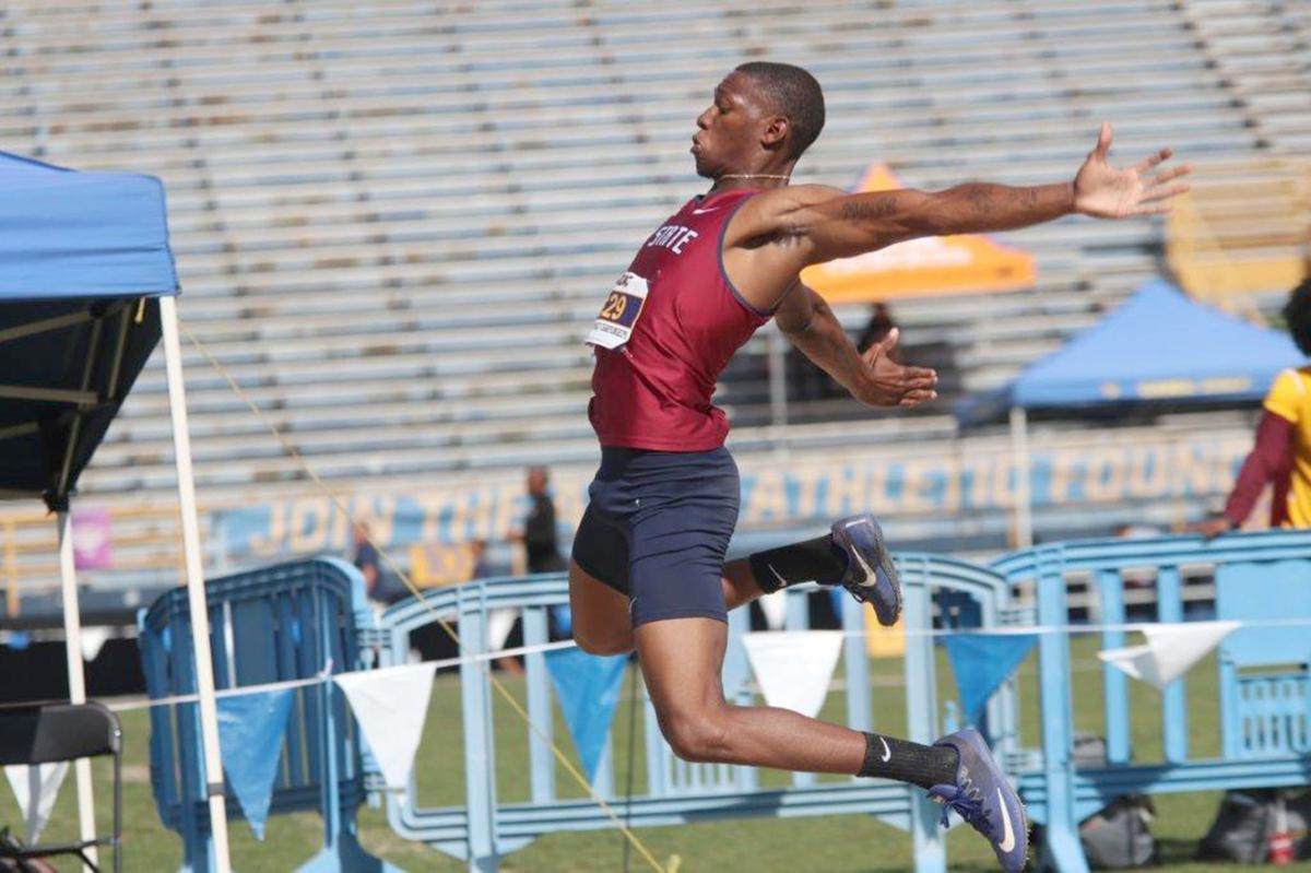 Seawright jumps for SC State