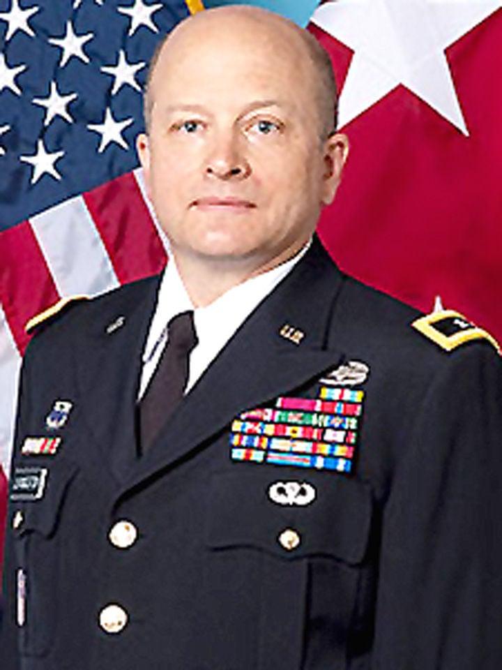 Maj. Gen. Robert E. Livingston Jr.