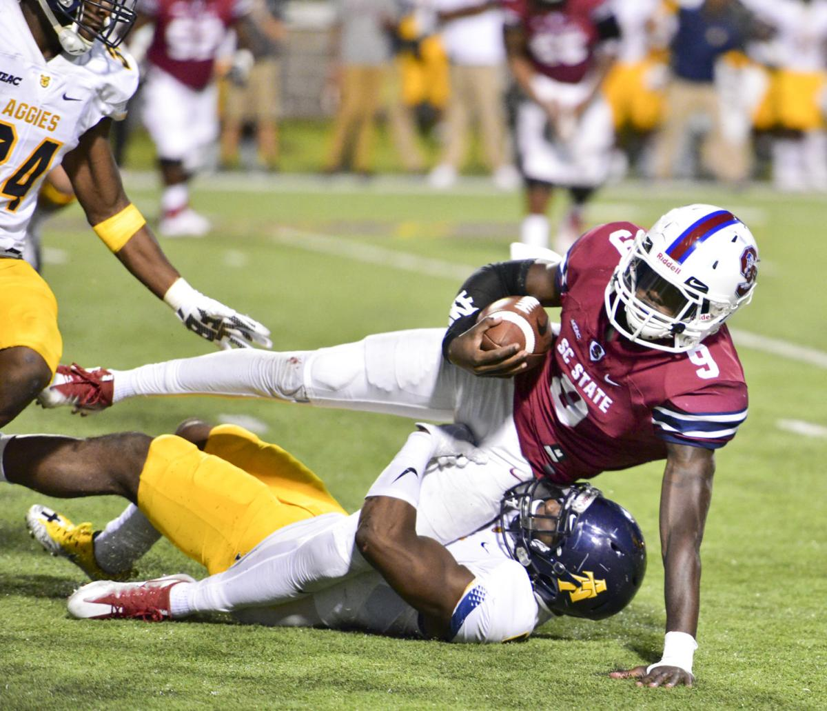 SC State vs. N.C. A&T