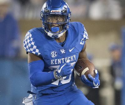 Mississippi State Kentucky Football. Kentucky running back Benny Snell ... 322cb0141