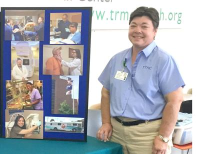 Regional Medical Center Community Outreach Manager Patricia Funderburk