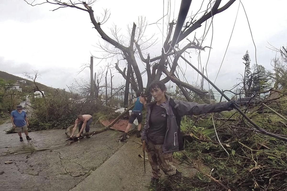 St. Thomas Hurricane Irma