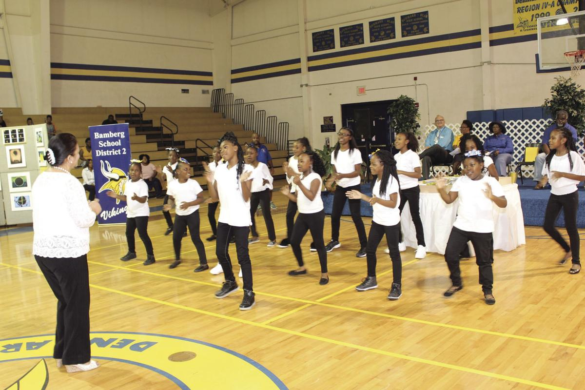 Bamberg School District Two Vikings Day