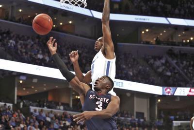 South Carolina St Memphis Basketball