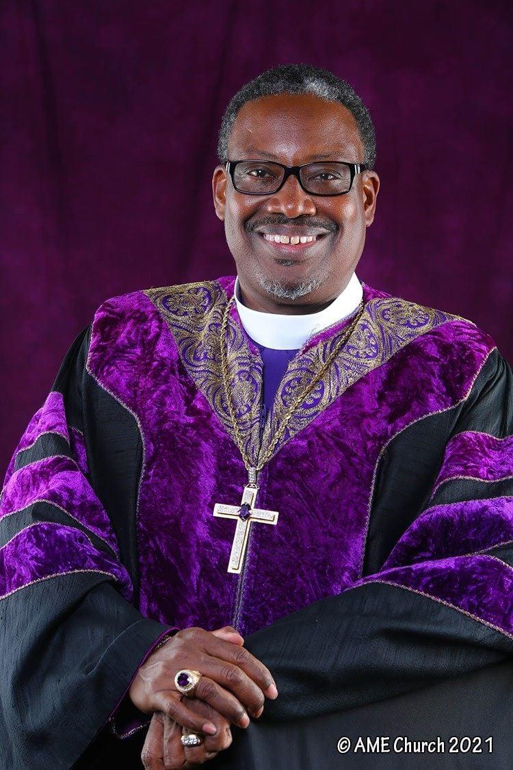 The Right Reverend Marvin C. Zanders