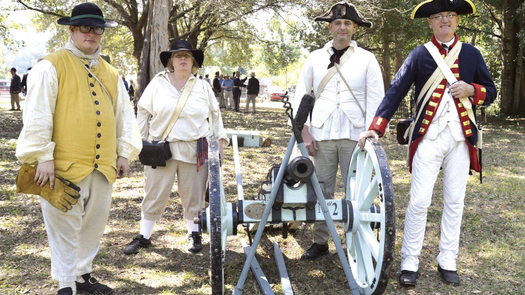 'Beyond Your Backyard' to showcase Eutaw Springs;  Continental Army, British fought at site in Orangeburg County