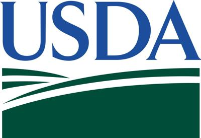 LIBRARY USDA logo Department of Agriculture