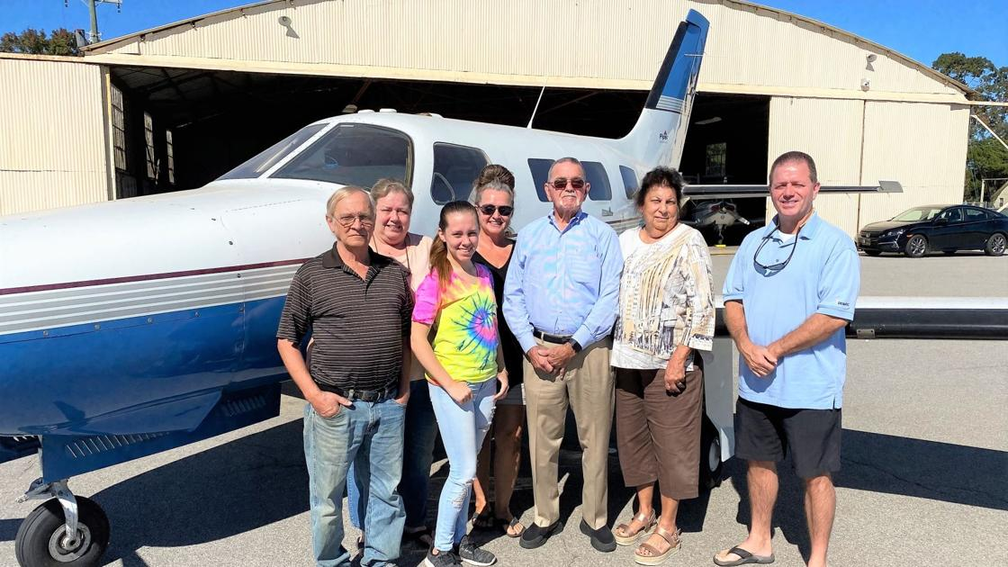 Orangeburg pilot receives Wright Brothers honor