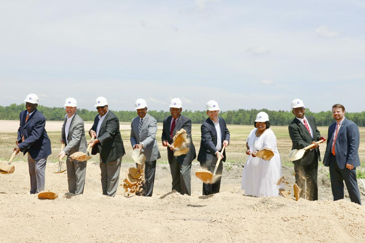 Tri-County Ground Breaking