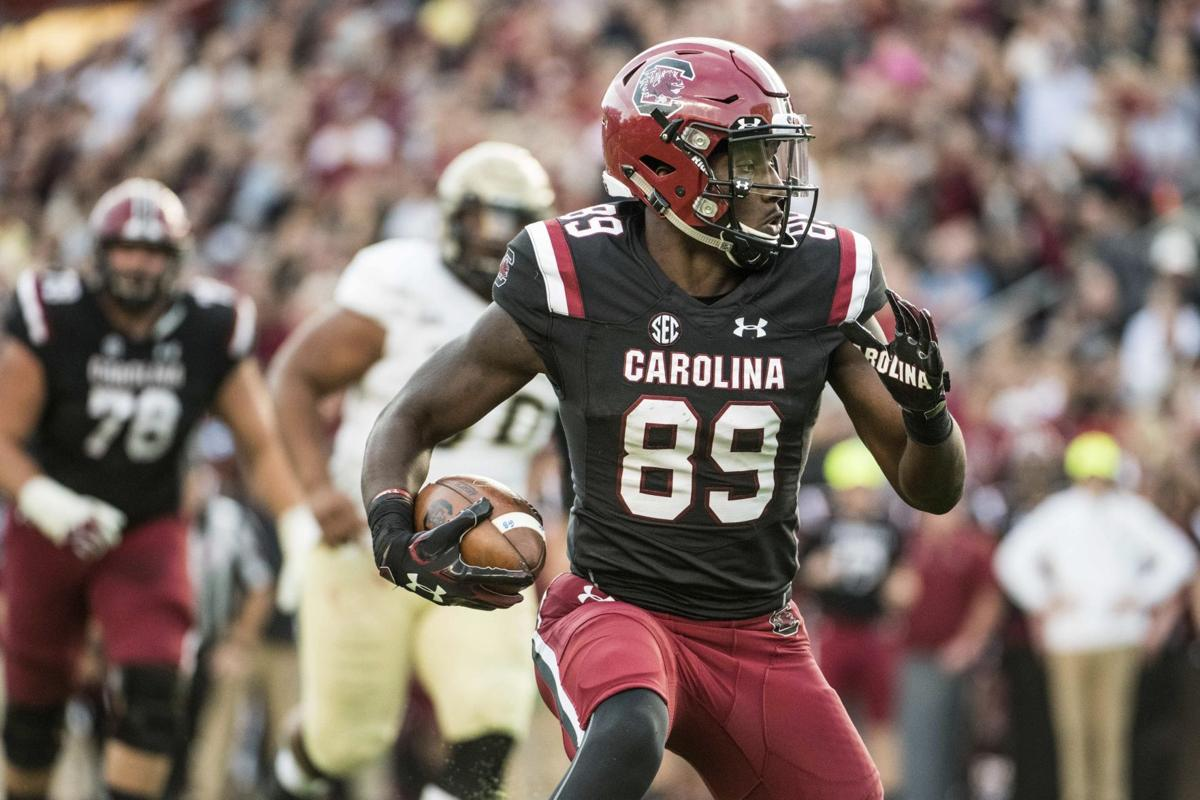South Carolina vs. Wofford, Nov. 18, 2017 | Sports ...