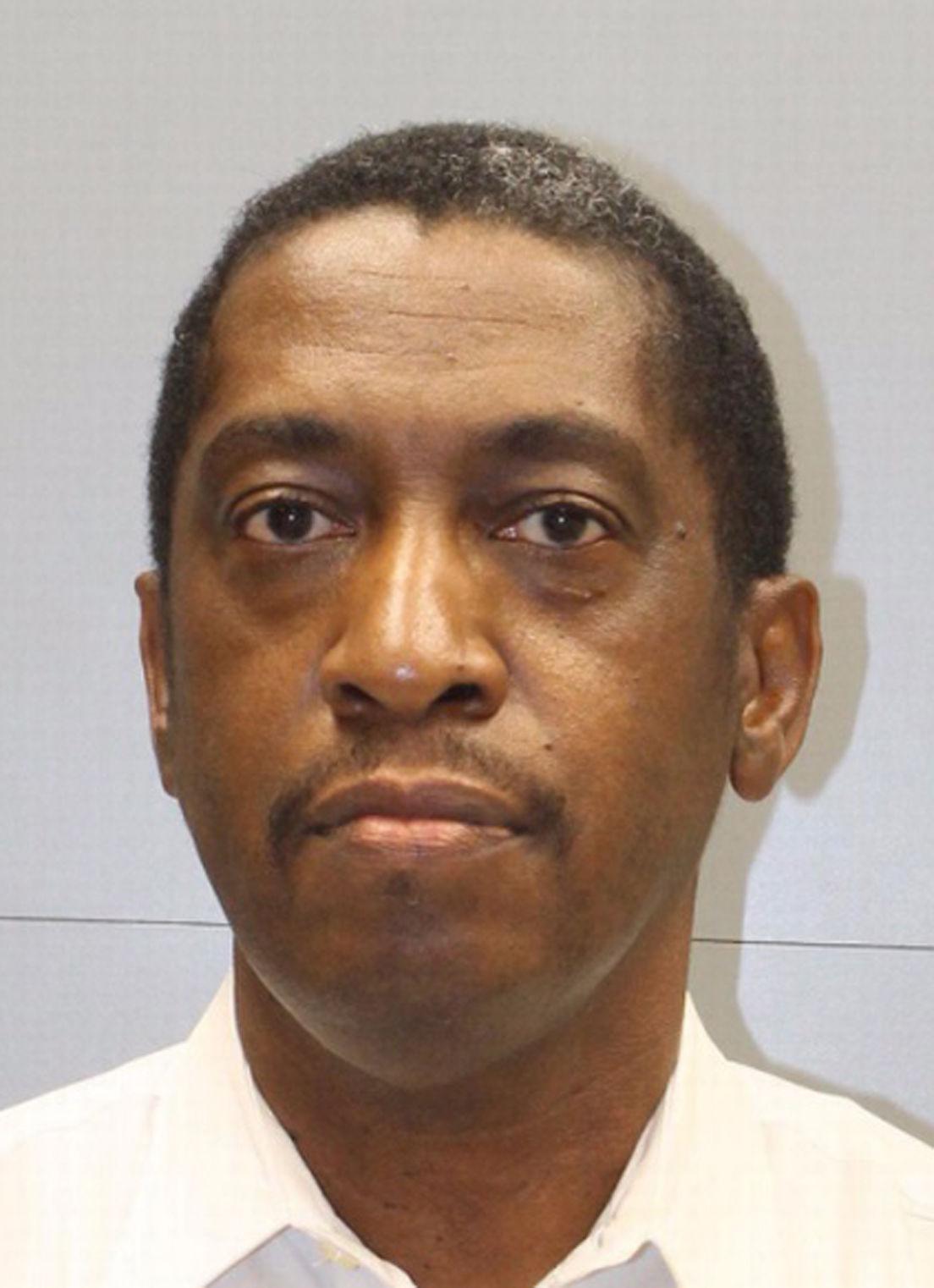 Jerry Govan, jail mugshot