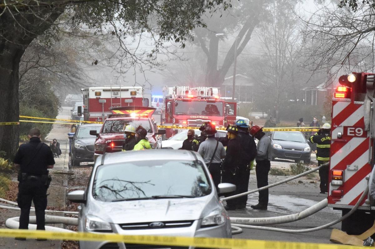 Small Plane Crash South Carolina