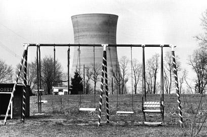 Three Mile Island playground file photo