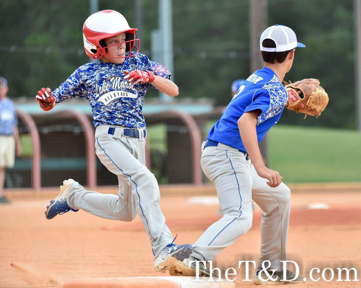 South Carolina Dixie Youth Baseball AAA and Majors All-Star