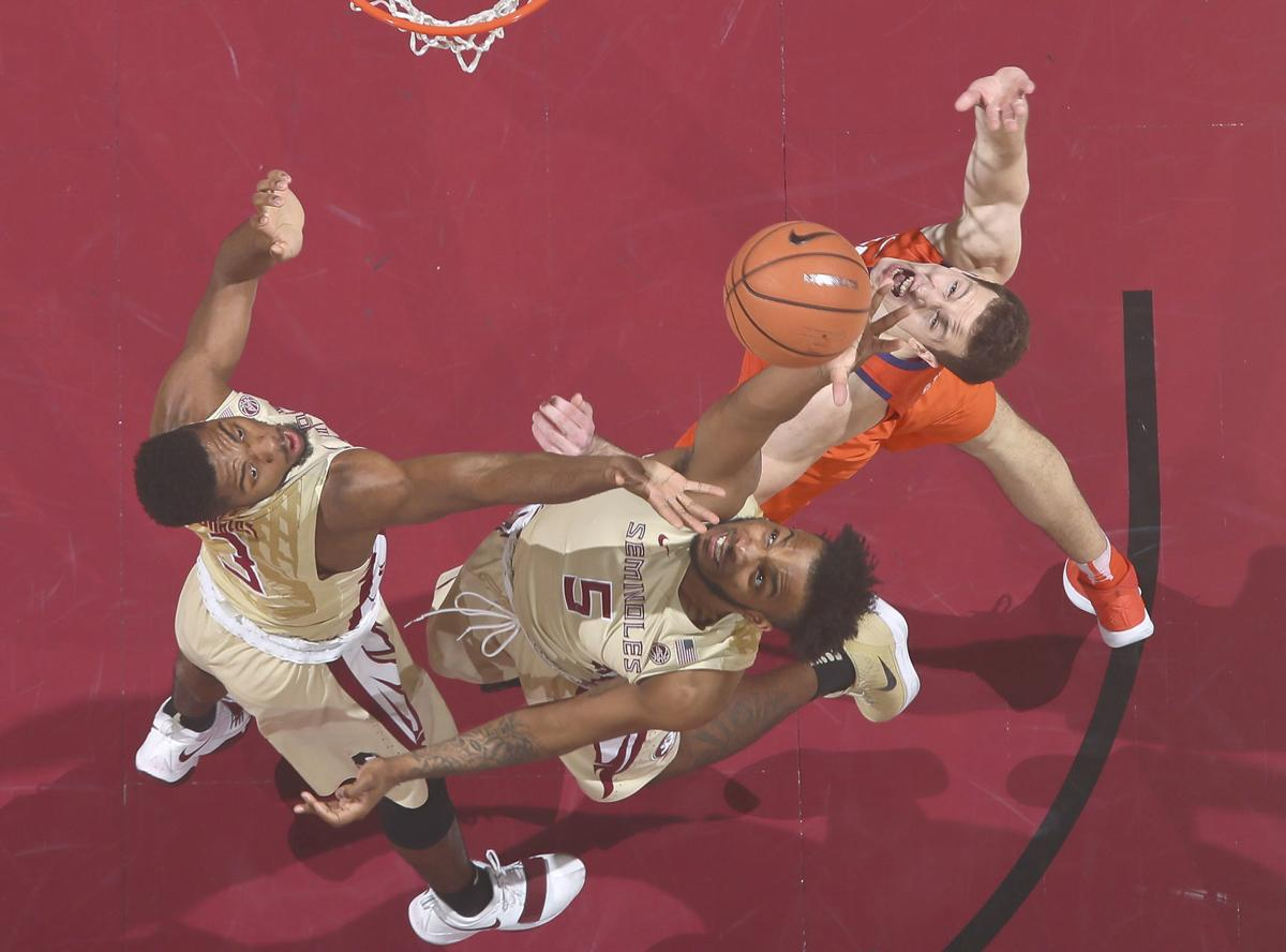 Clemson Florida St Basketball