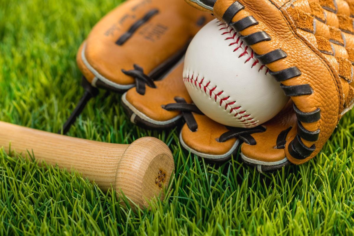 SPORTS LIBRARY baseball illustration