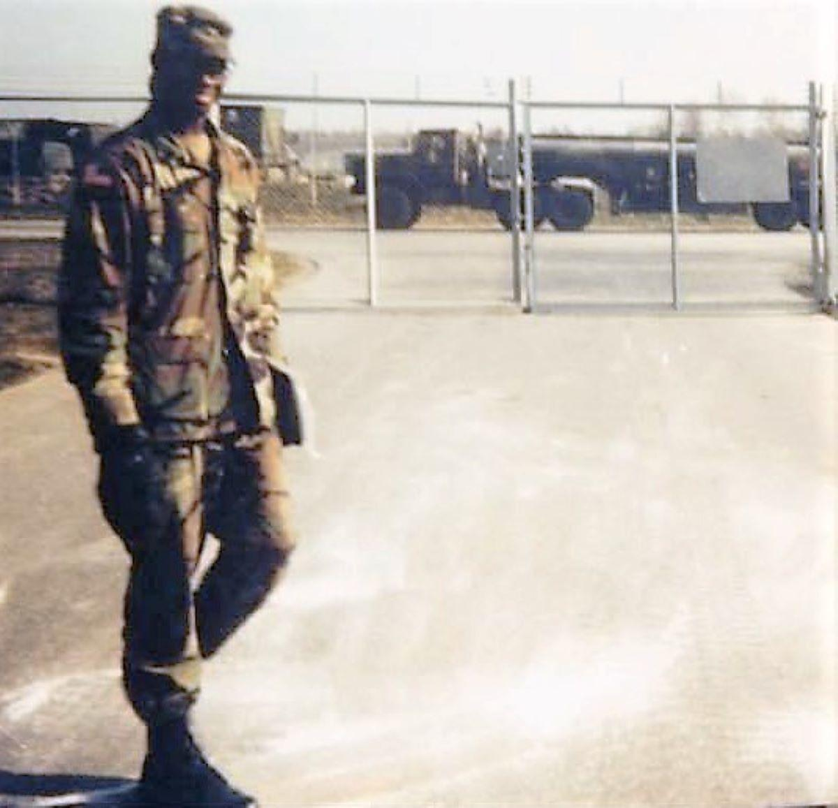 Army Spec. Orenthial Javon Smith