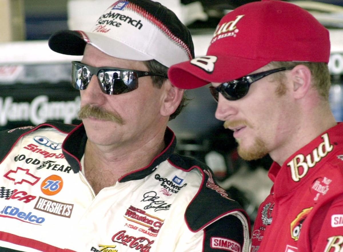 NASCAR Earnhardt-Goodyear Auto Racing