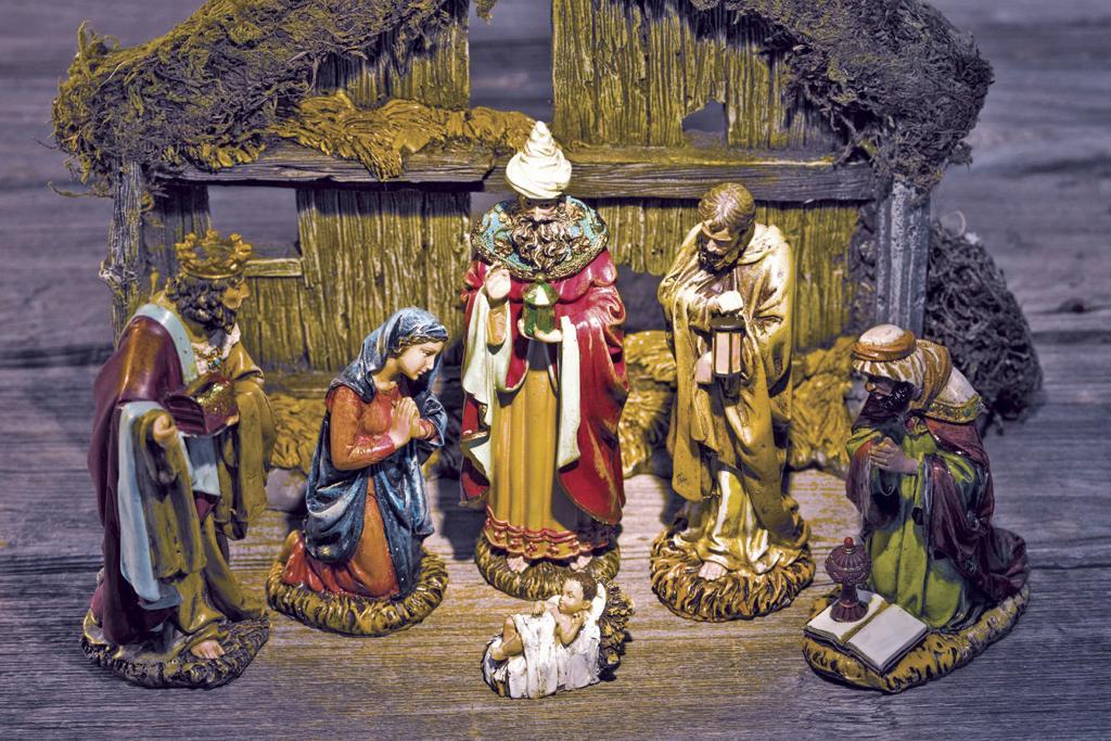 The Origin Of The Nativity Scene Faith And Values Thetandd Com