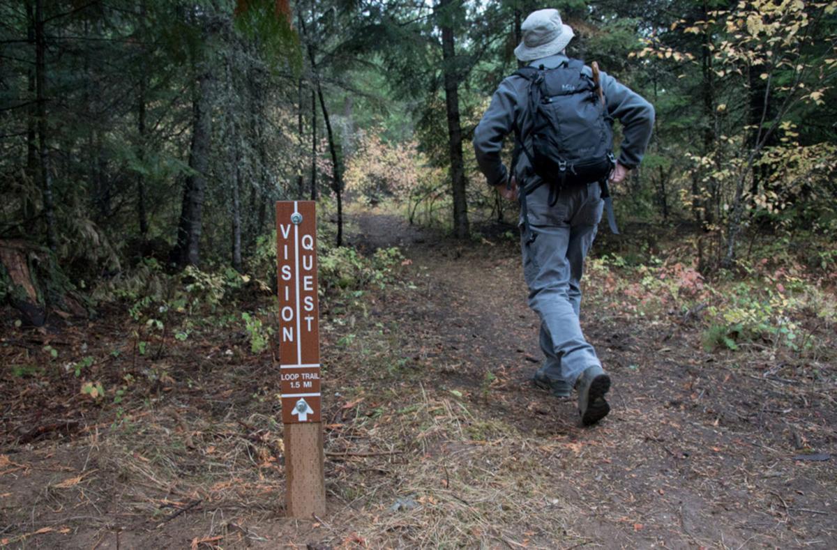Vision Quest Trail