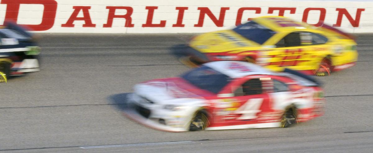 NASCAR Darlington Construction Auto Racing