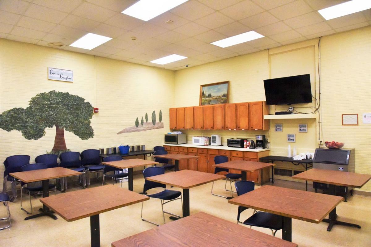Samaritan House Cafeteria