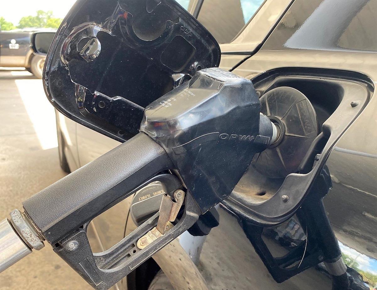 Gas illustration