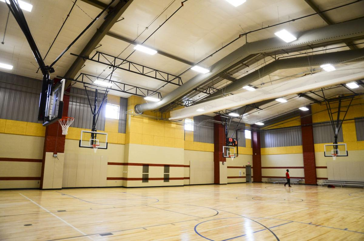 Orangeburg Community Center Gym