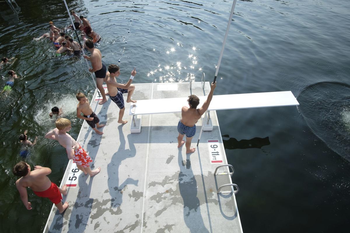 SPE Summer Camps Swim Test