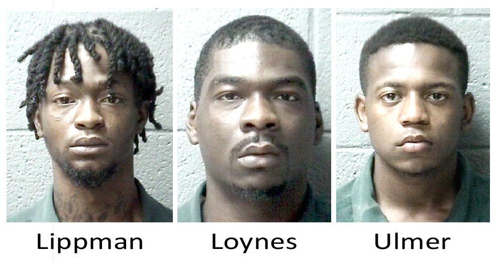 Shots Fired Arrests