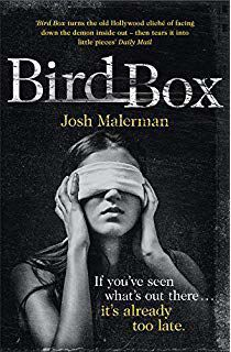 """Bird Box"" by Josh Malerman (book), publicity photo"