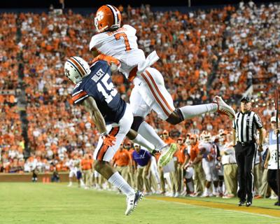 Williams Nfl Receiver Playing College Football Sports Thetandd Com