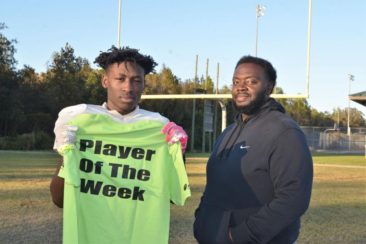 Jenkins from Lake Marion player of the week