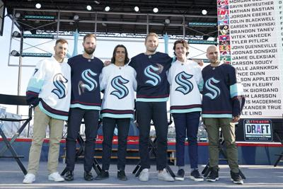 Kraken Expansion Draft Hockey