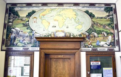 Bamberg 50 - Bamberg Post Office
