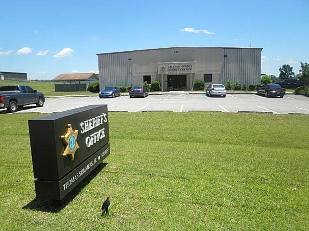 Calhoun County Sheriff's Office illustration