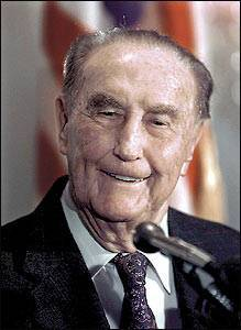 Image result for sen strom thurmond in 2003