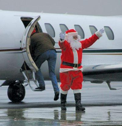 Santa to fly into Orangeburg Dec  12 | Local | thetandd com