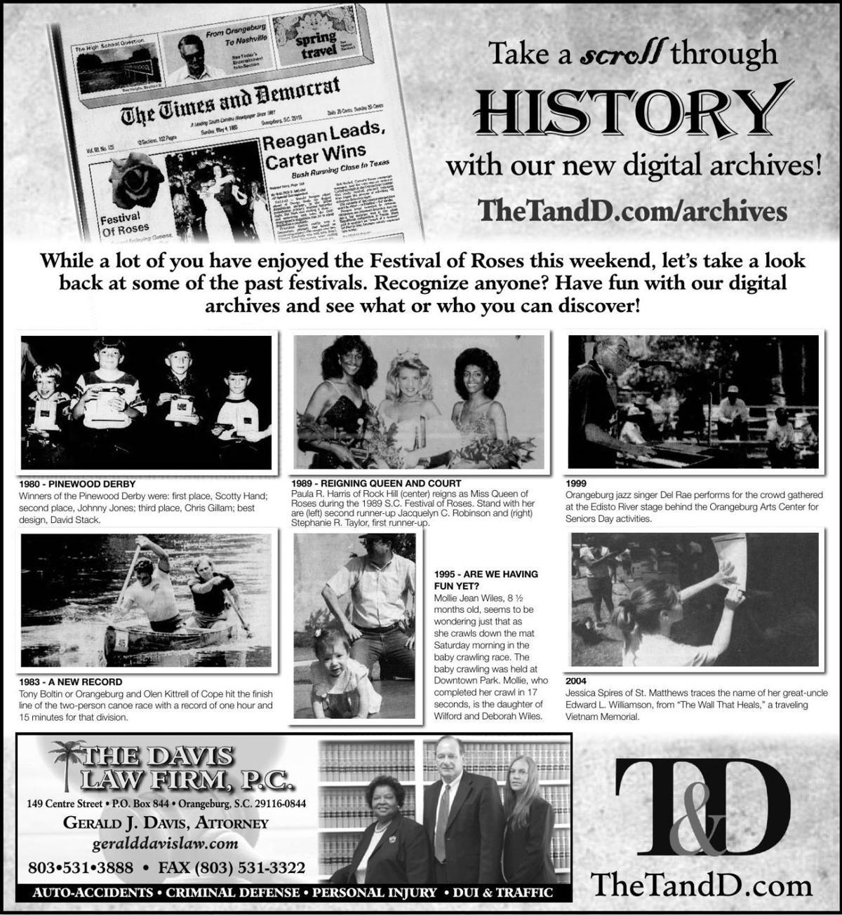 TheTandD.com/archives April 28, 2019