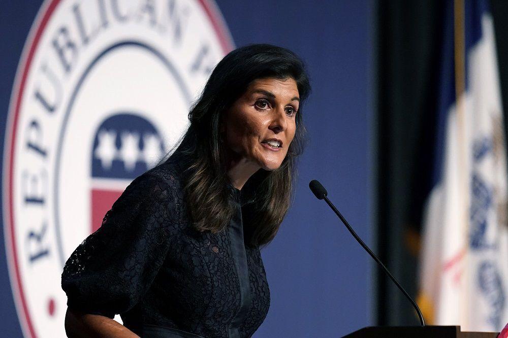 Republicans Iowa Haley