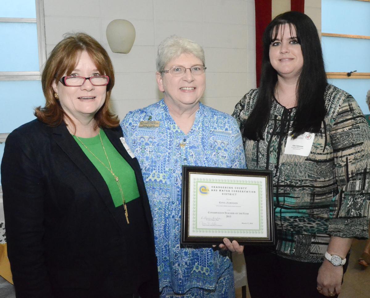 032016 Conservation Awards Teacher