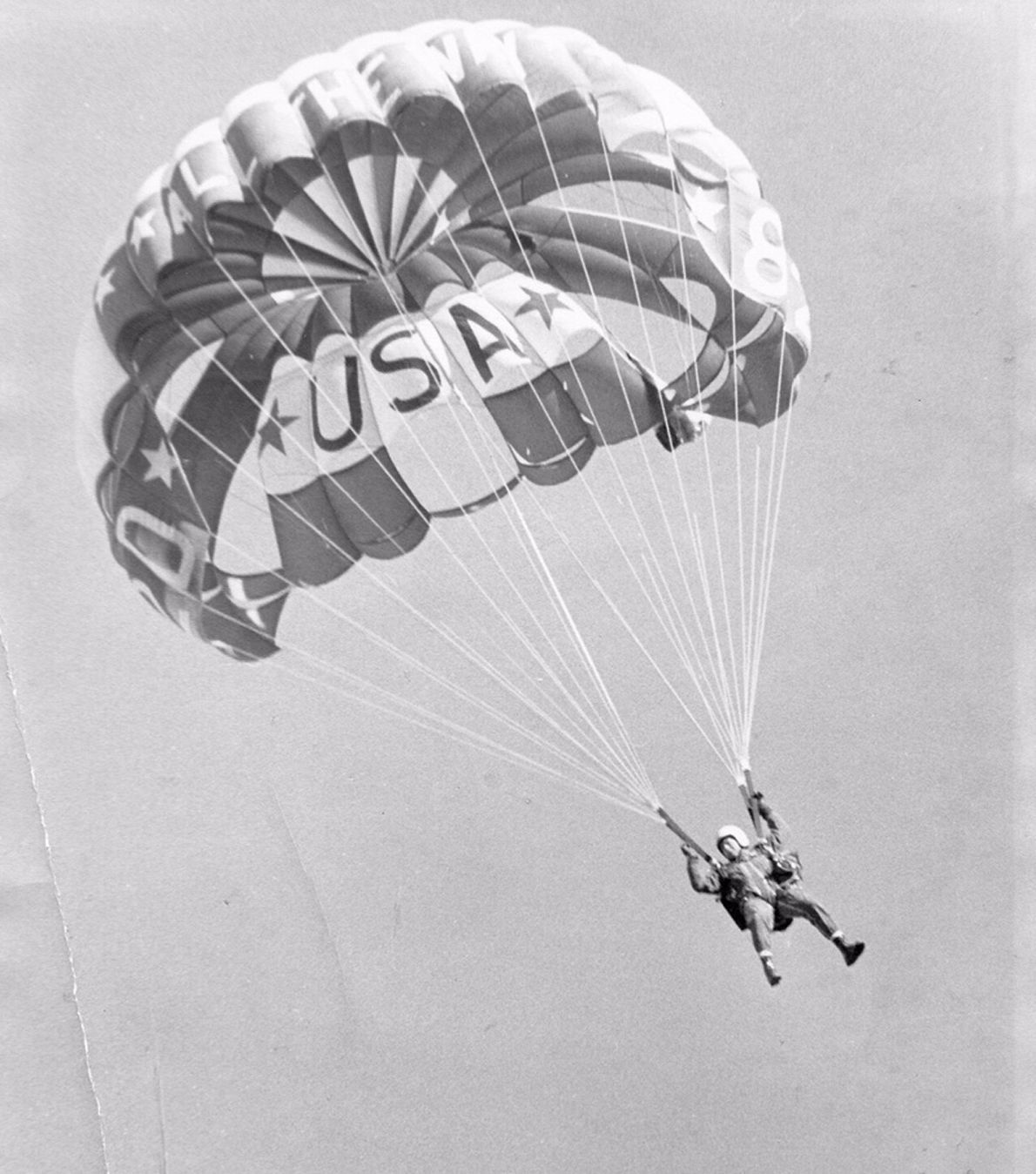 82nd Airborn Division Jump School