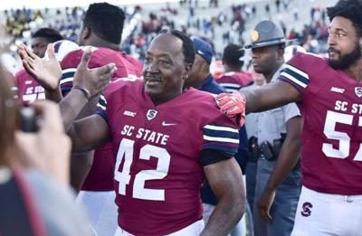 SCSU makes history with 55-year-old player