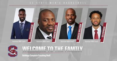 SCSU basketball coaches