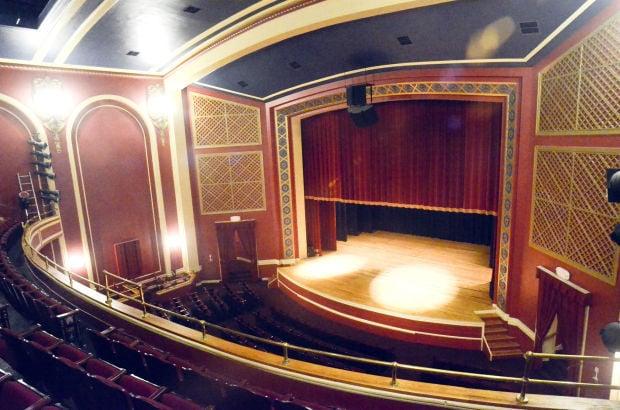 Stevenson Auditorium