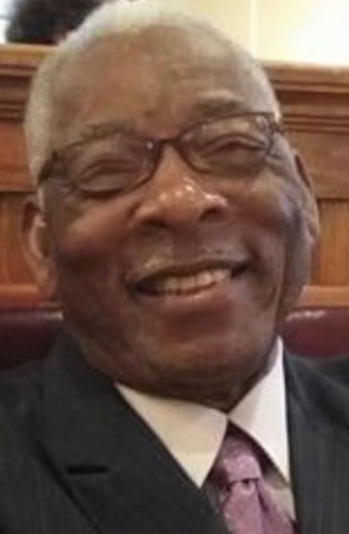 Rev. Earnest Sanders