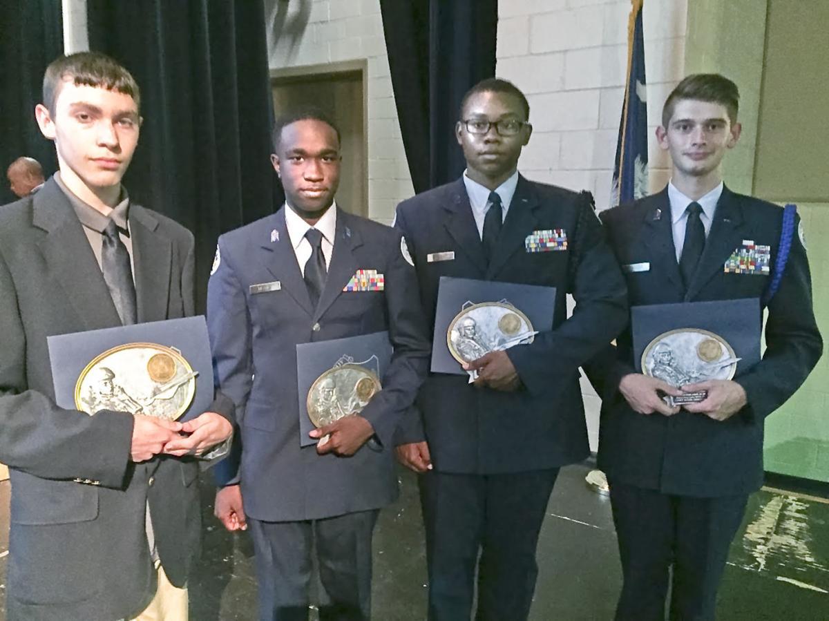 Edisto High School AF JROTC