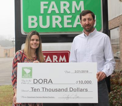 Farm Bureau and DORA